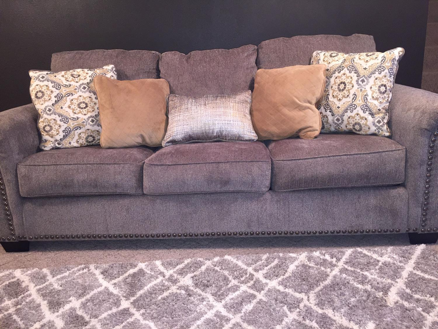 Find More Ashley Furniture Couch And Oversized Chair For Sale At Up To 90 Off Columbia Mo