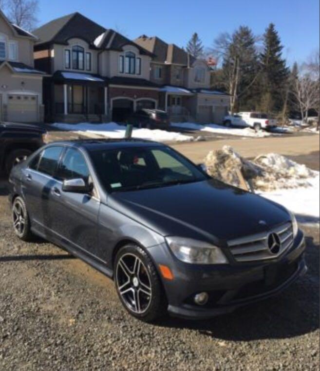 Find more 2009 mercedes benz c 300 4matic for sale at up for Find mercedes benz for sale