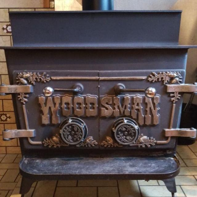 Find More Woodsman Wood Stove For Sale At Up To 90 Off