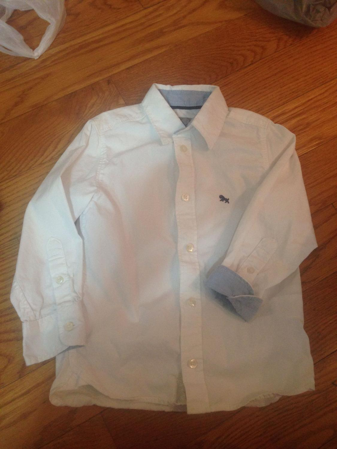 Find more white dress shirt euc 3t for sale at up to 90 Buy white dress shirt