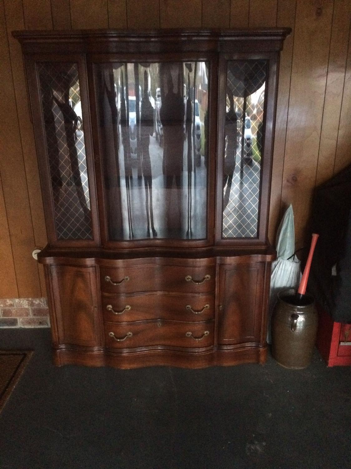 Best Old China Cabinet For Sale In Sumter South Carolina For 2018