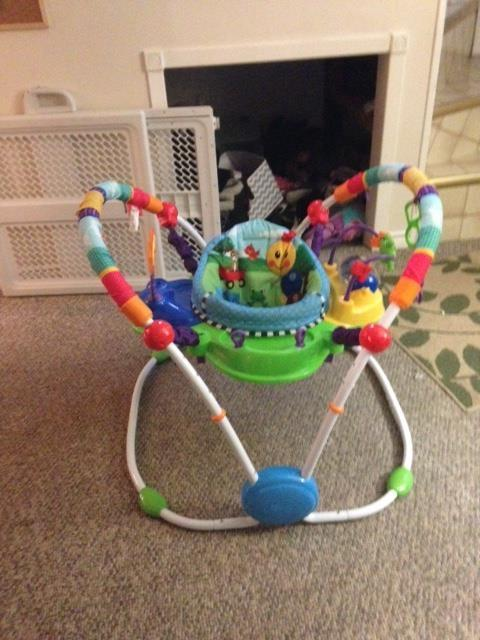 baby einstein saucer instructions