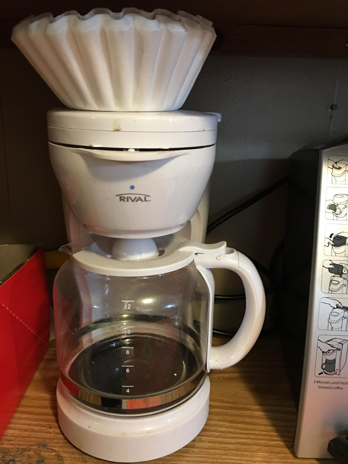Best Rival Coffee Maker For Sale In Minot North Dakota