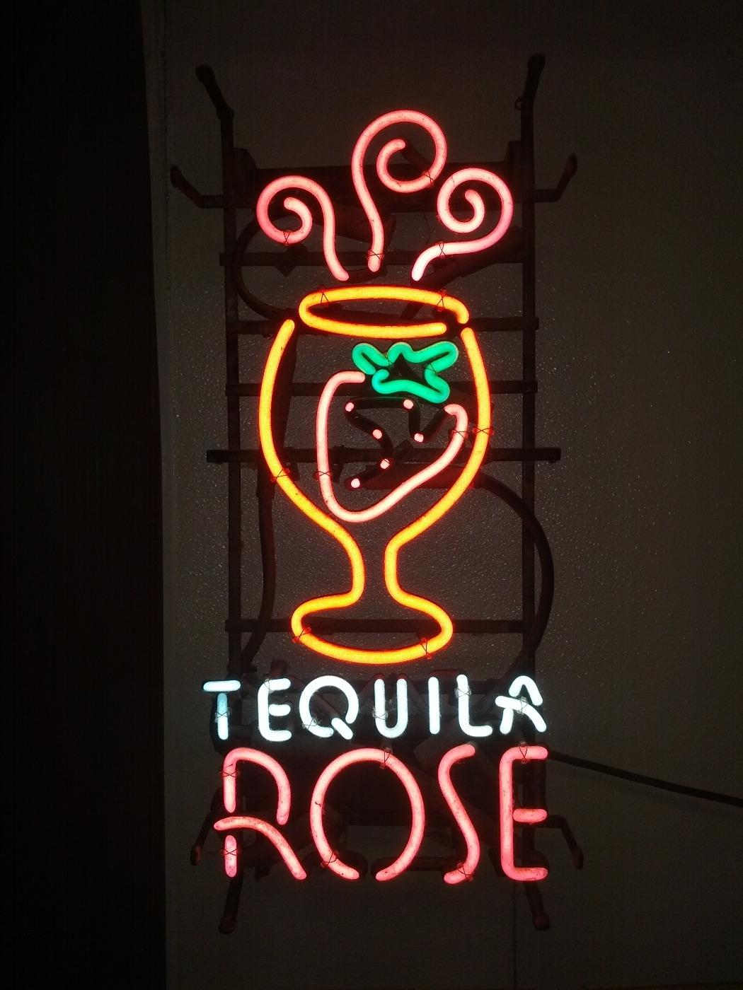 Best Tequila Rose Neon For Sale In Dekalb County Illinois For 2019