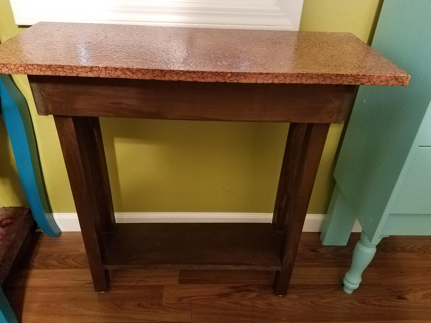 Find More Handmade Faux Cork Table For Sale At Up To 90 Off Sumter Sc