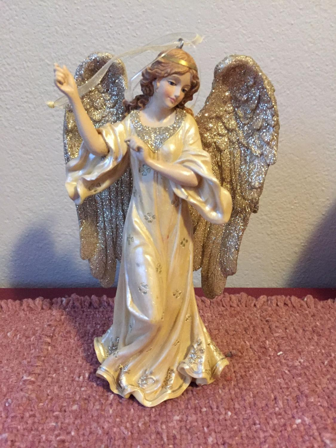 Best Angel Figurine Ornament For Sale In Dekalb County