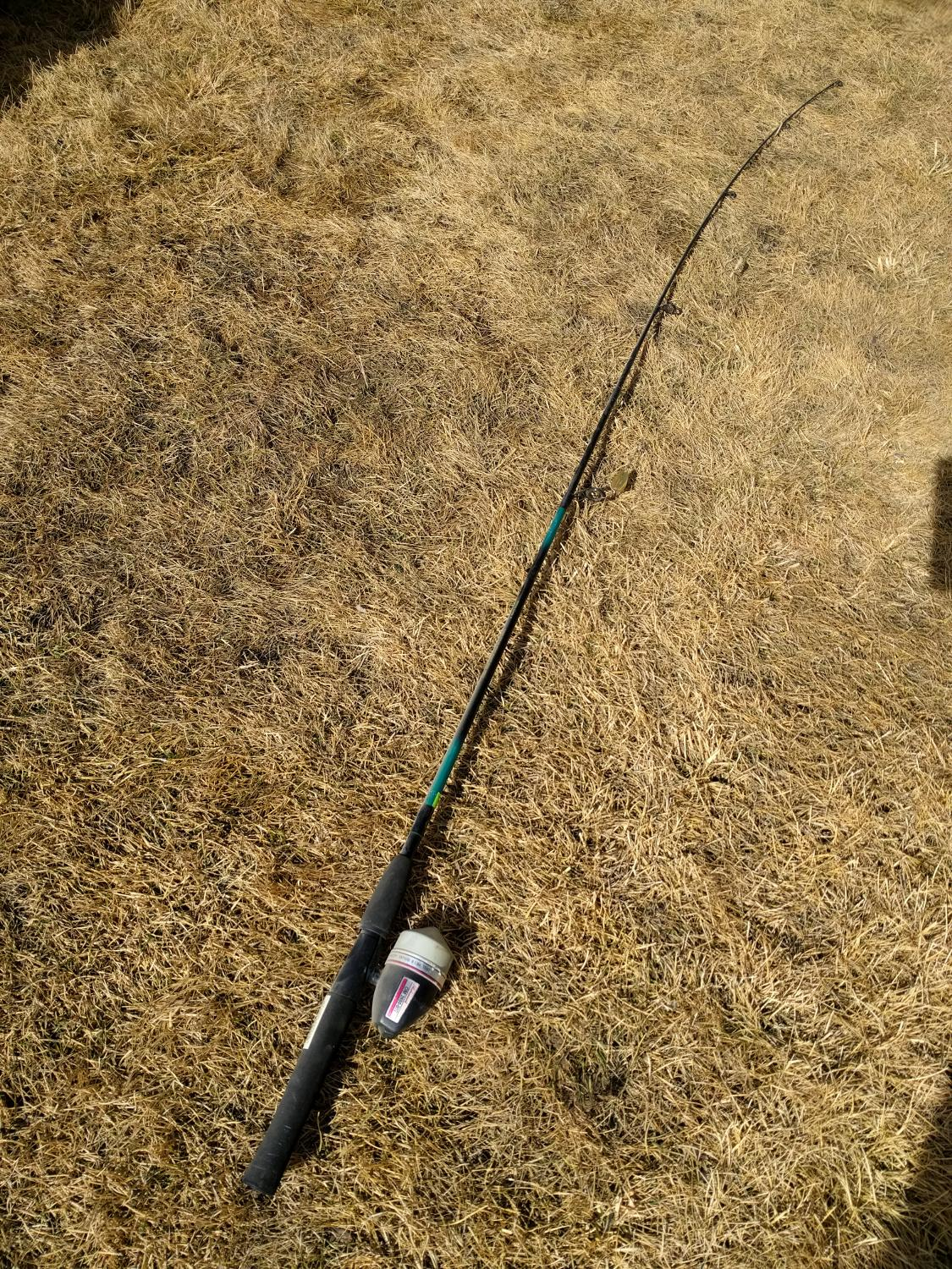 Find more fishing rod and tackle gear for sale at up to 90 for Fishing gear for sale