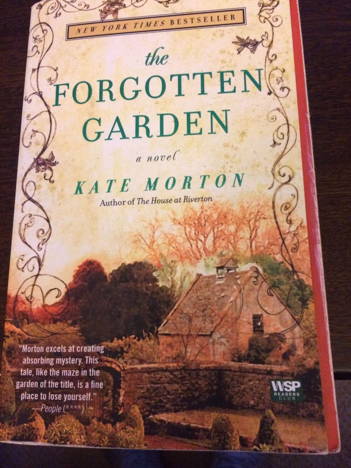 Find More The Forgotten Garden By Kate Morton Pick Up Tsawwassen For Sale At Up To 90 Off