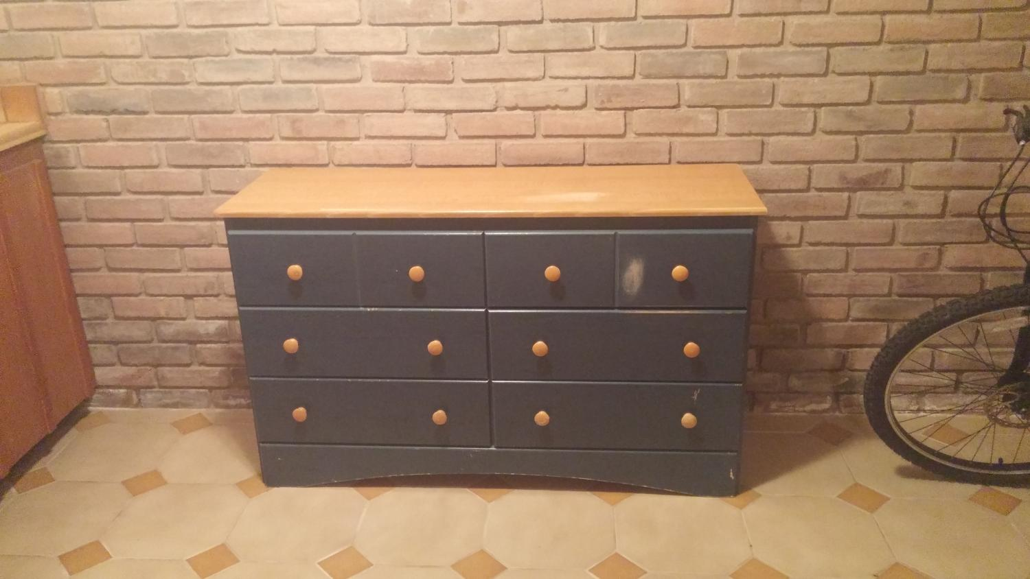 Find more Dresser. Good Condition. Could Use Some Paint ...