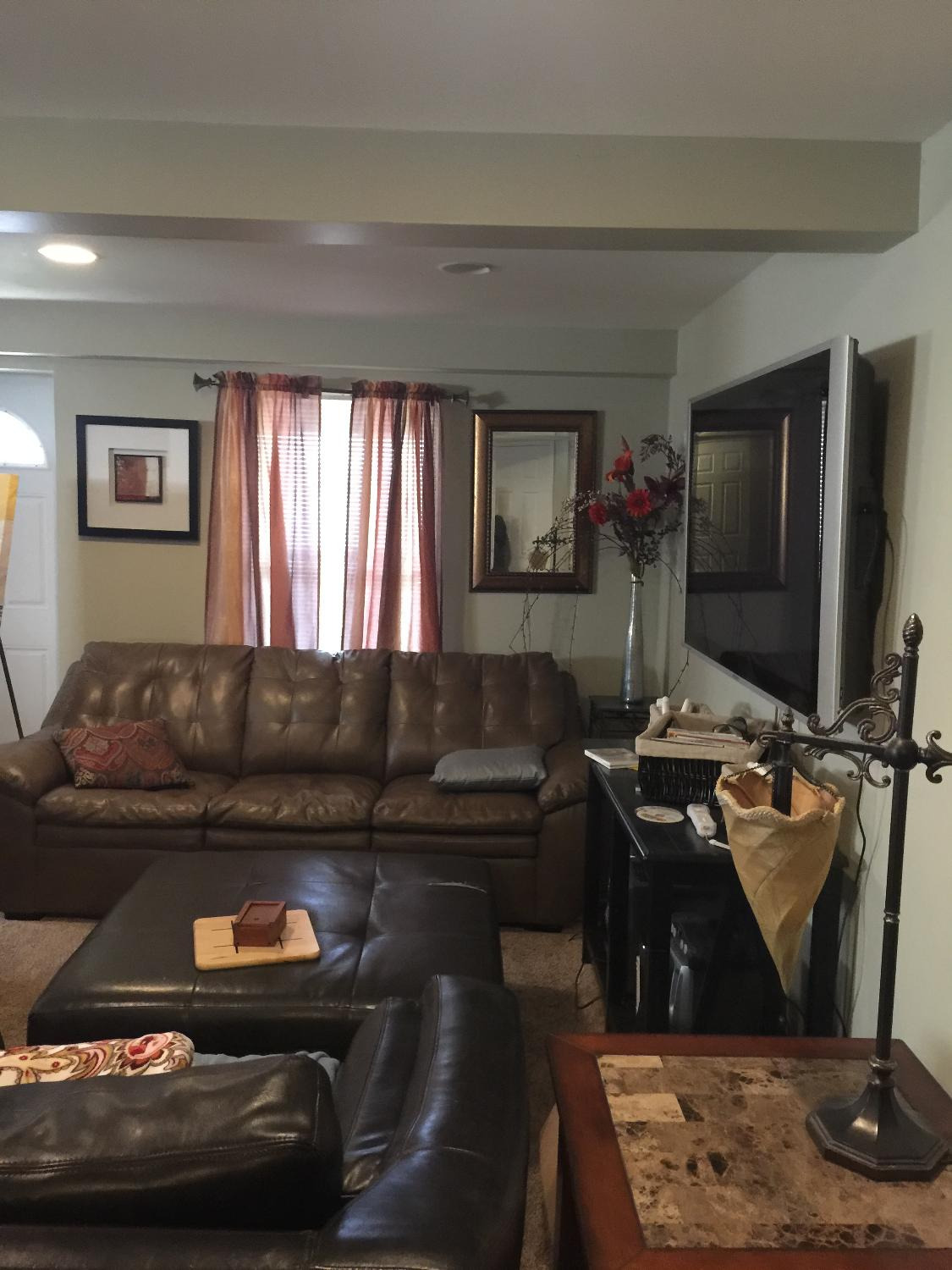 Best Ottoman Large Dark Brown For Sale In Florence Kentucky For 2018