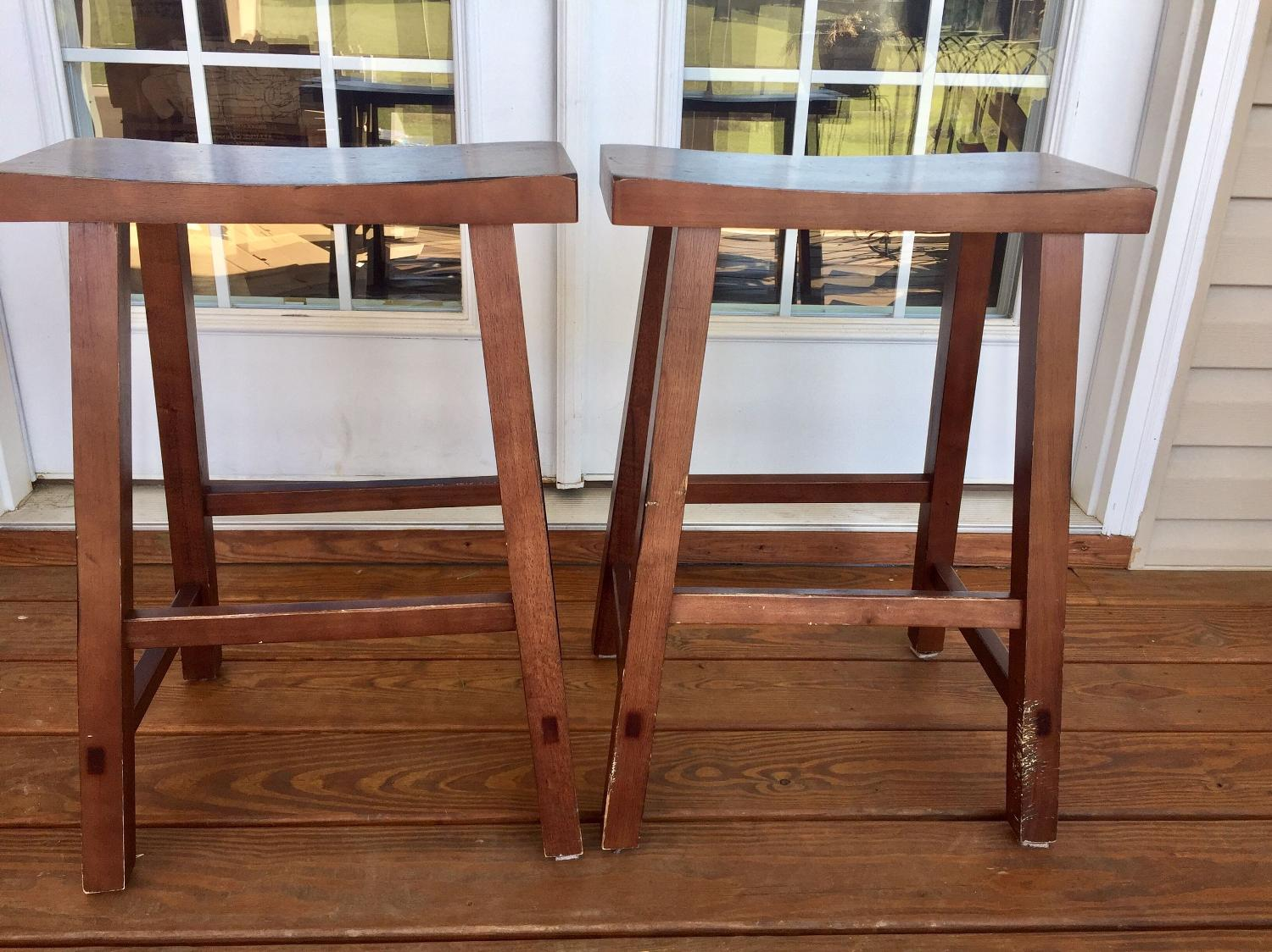 Find More Solid Wood Bar Stools Reduced For Sale At Up To 90 Off Concord Nc