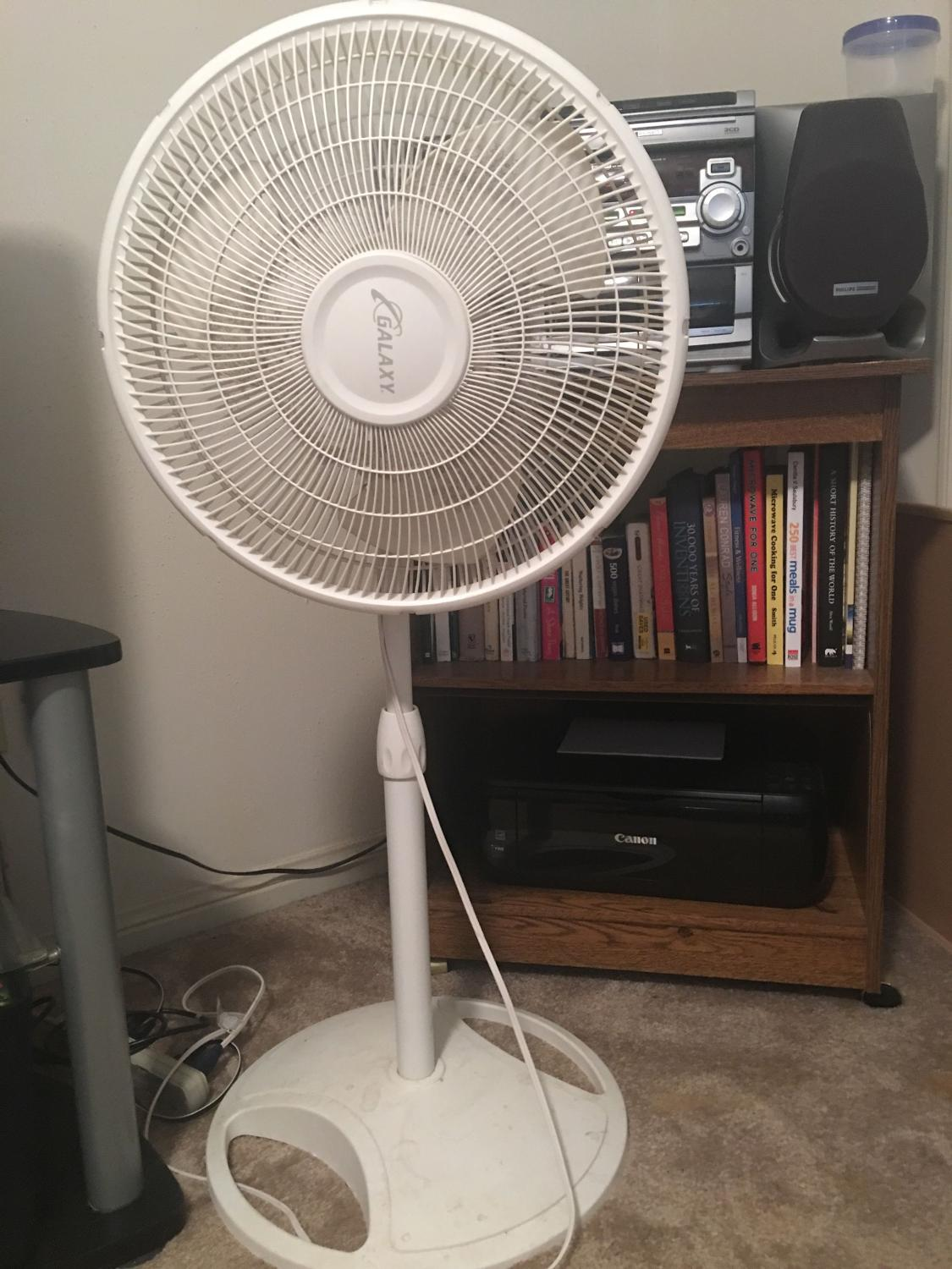 White Stand Up Fans : Find more white standing fan for sale at up to off