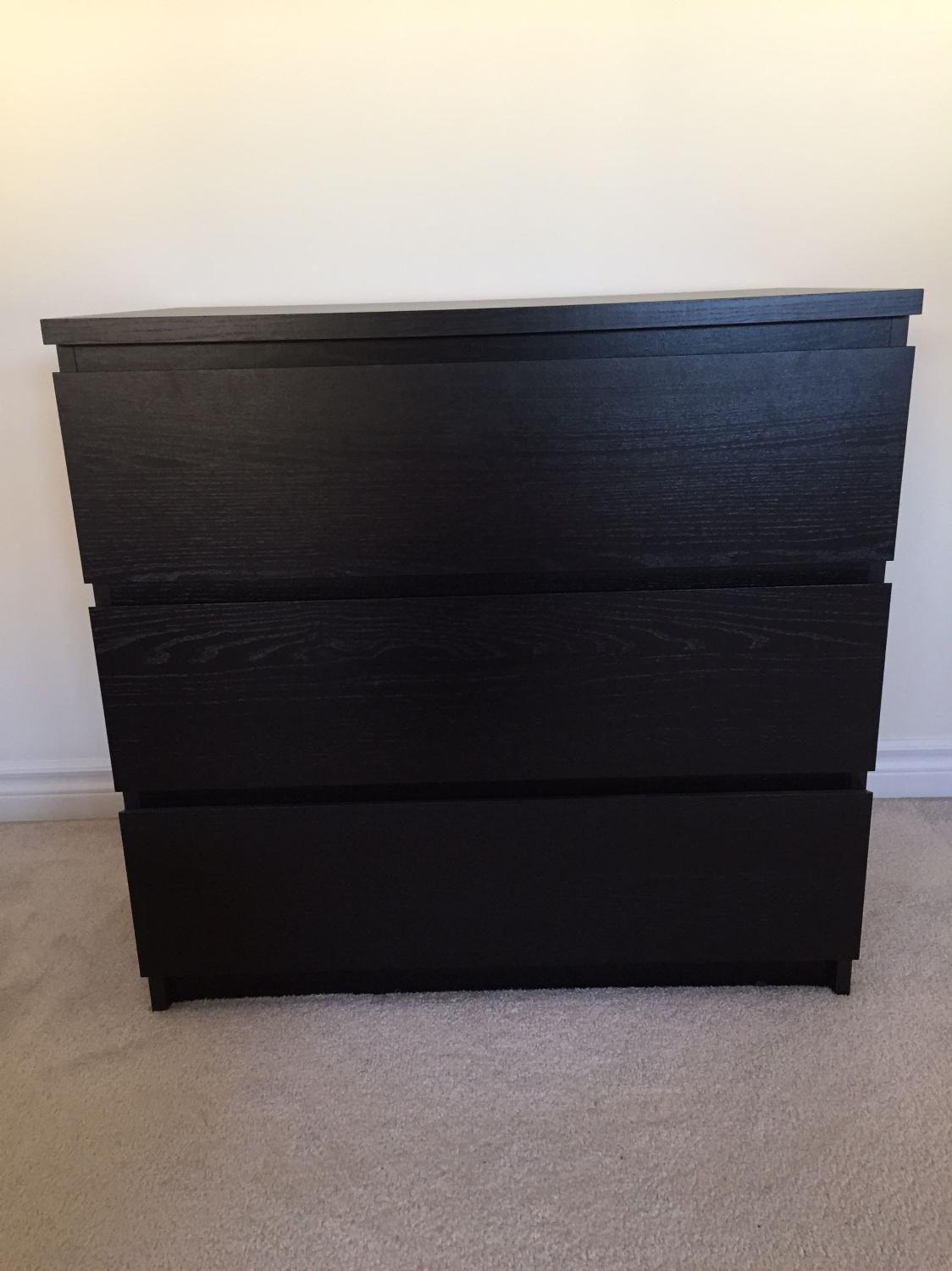 #856F46 Find More Ikea Malm 3 Drawer Dresser For Sale At Up To 90% Off  with 1124x1500 px of Recommended Three Drawer Dresser Ikea 15001124 save image @ avoidforclosure.info