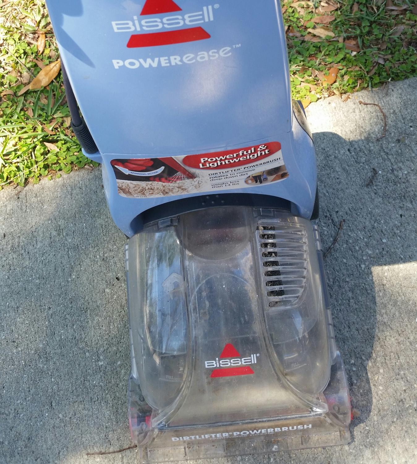 Best Bissell Powerease Carpet Cleaner For Sale In Deland