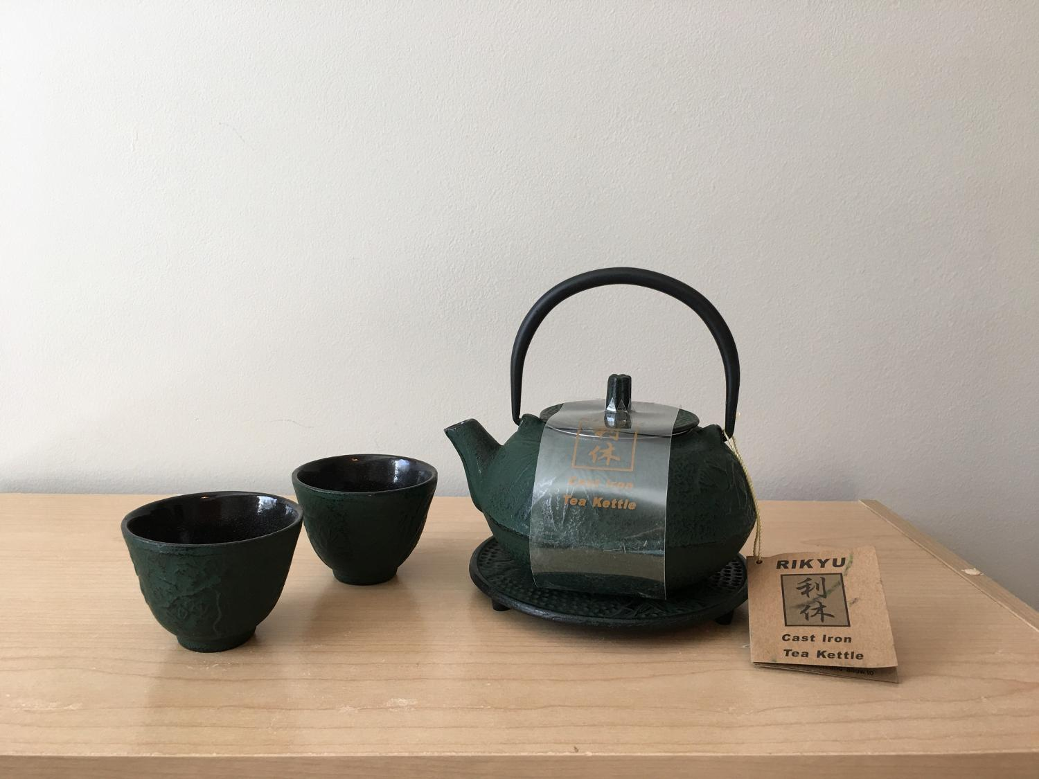 Find more japanese evergreen bamboo forest green heavy Green tea pot set