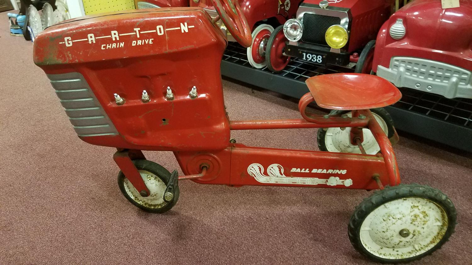 Drive Chain Tractor : Find more garton chain drive pedal tractor for sale at up