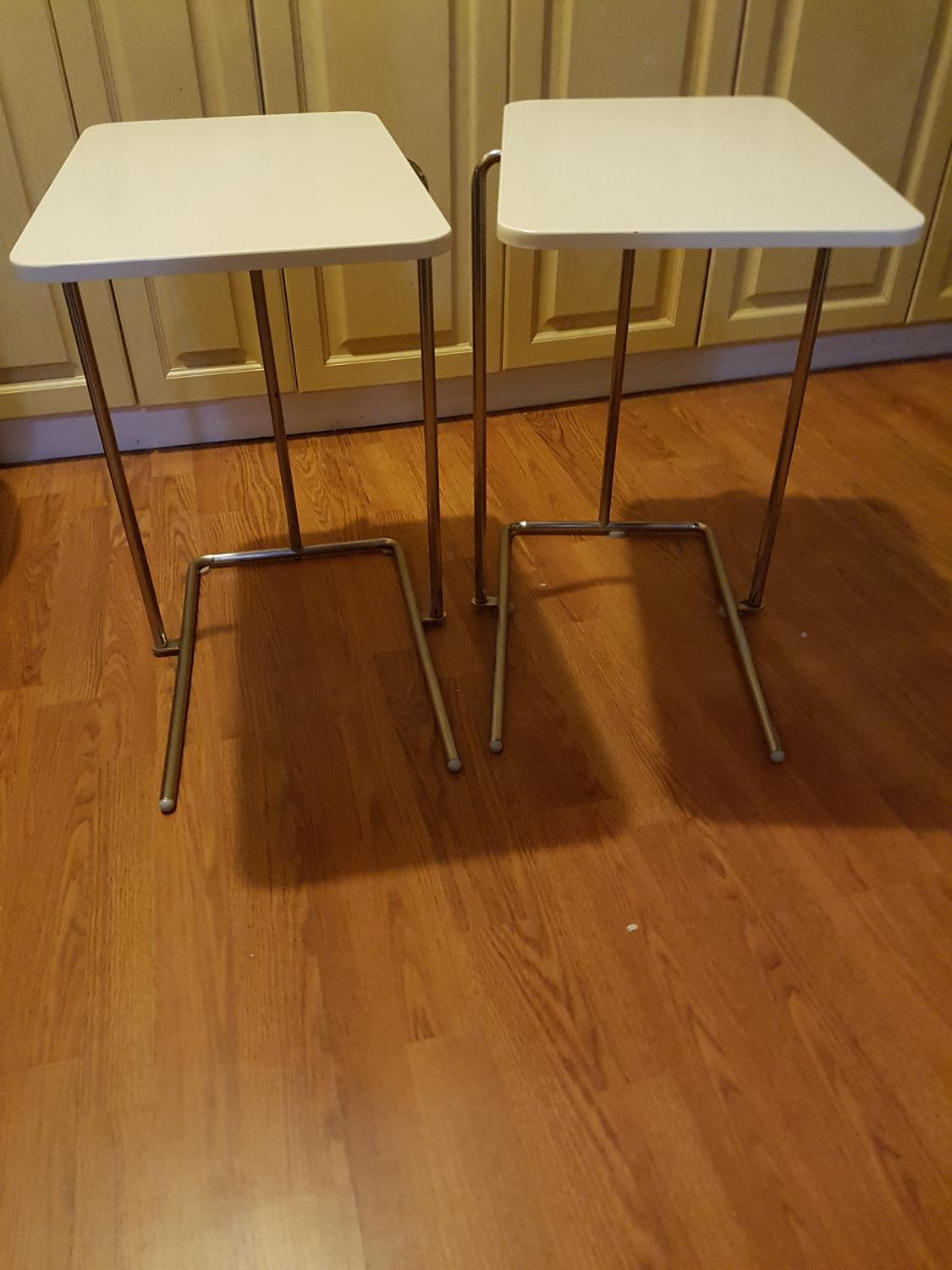Best ikea white end tables for sale in barrie ontario for for Ikea ontario canada