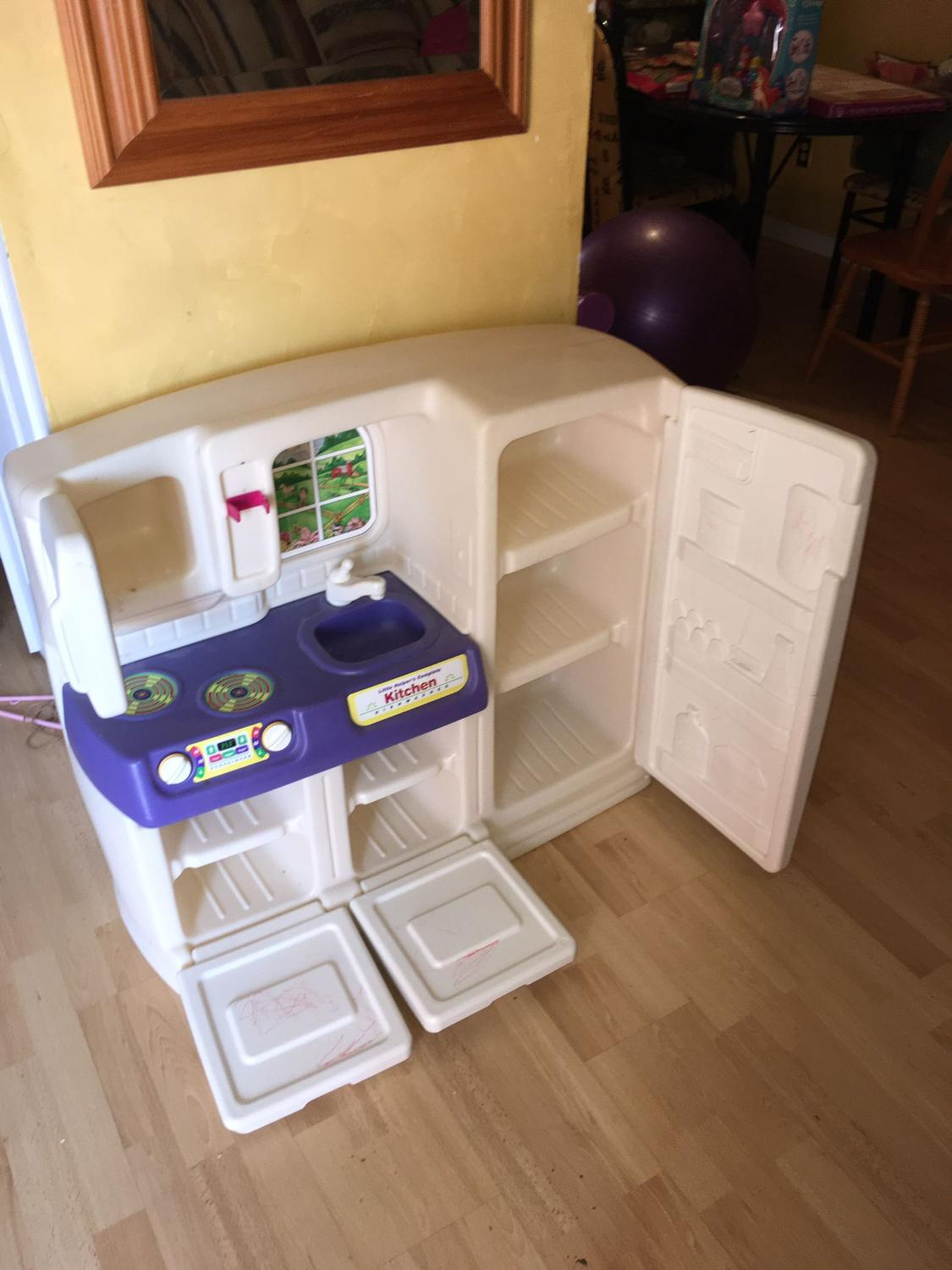 Find more little tyke kitchen play set for sale at up to for Kitchen set from the 90 s