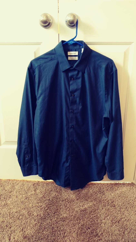 Best Calvin Klein Dress Shirt 16 1 2 32 33 Meet At