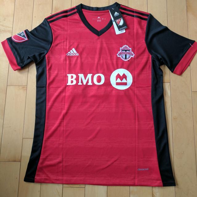 huge discount d6f15 813ea Toronto FC soccer Jersey