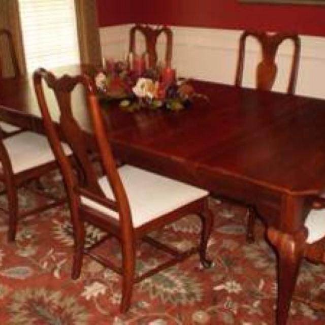 Bob Timberlake Lexington Dining Table