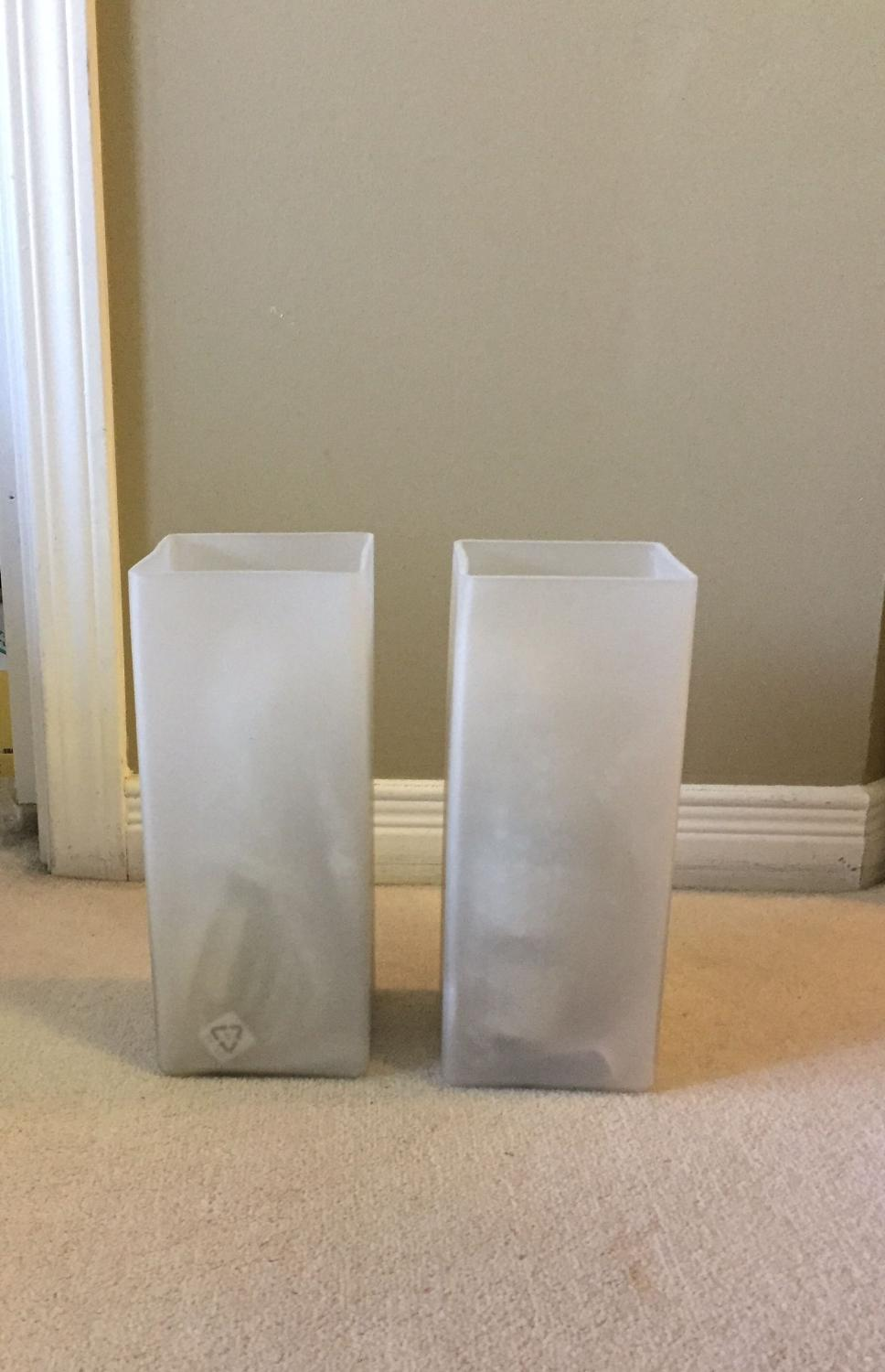 Ikea grn set of 2 frosted glass table lamps best inspiration find more ikea grono lamps set of 2 for sale at up to 90 geotapseo Gallery