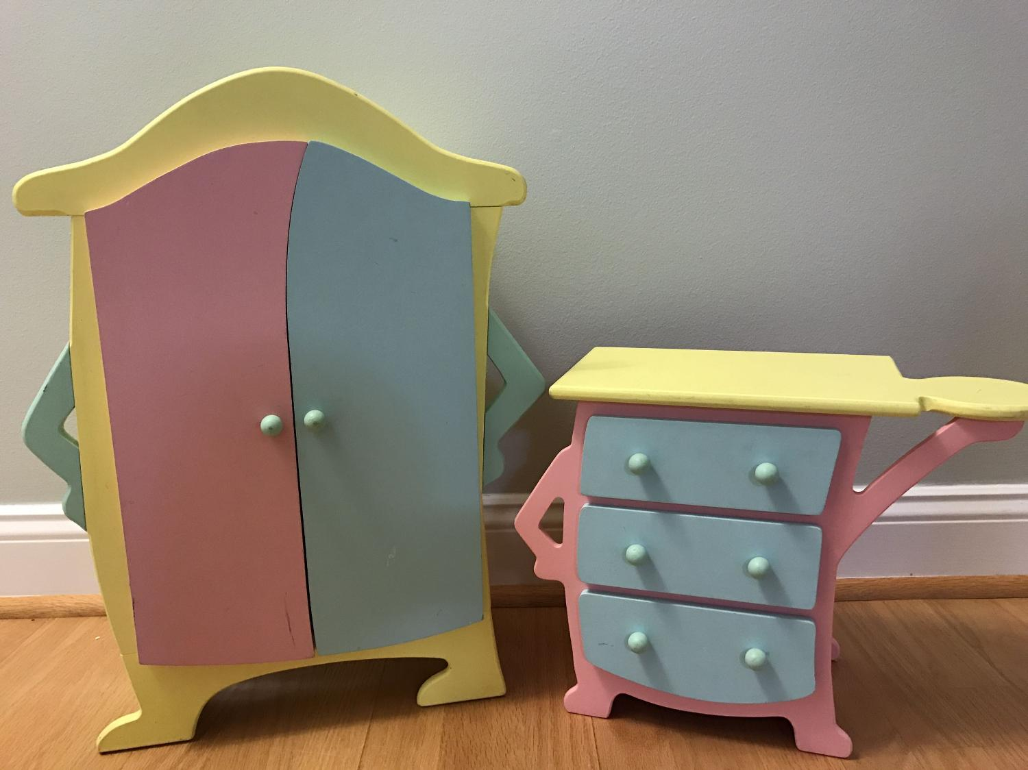 Find more beauty and the beast themed doll furniture for - Beauty and the beast bedroom furniture ...