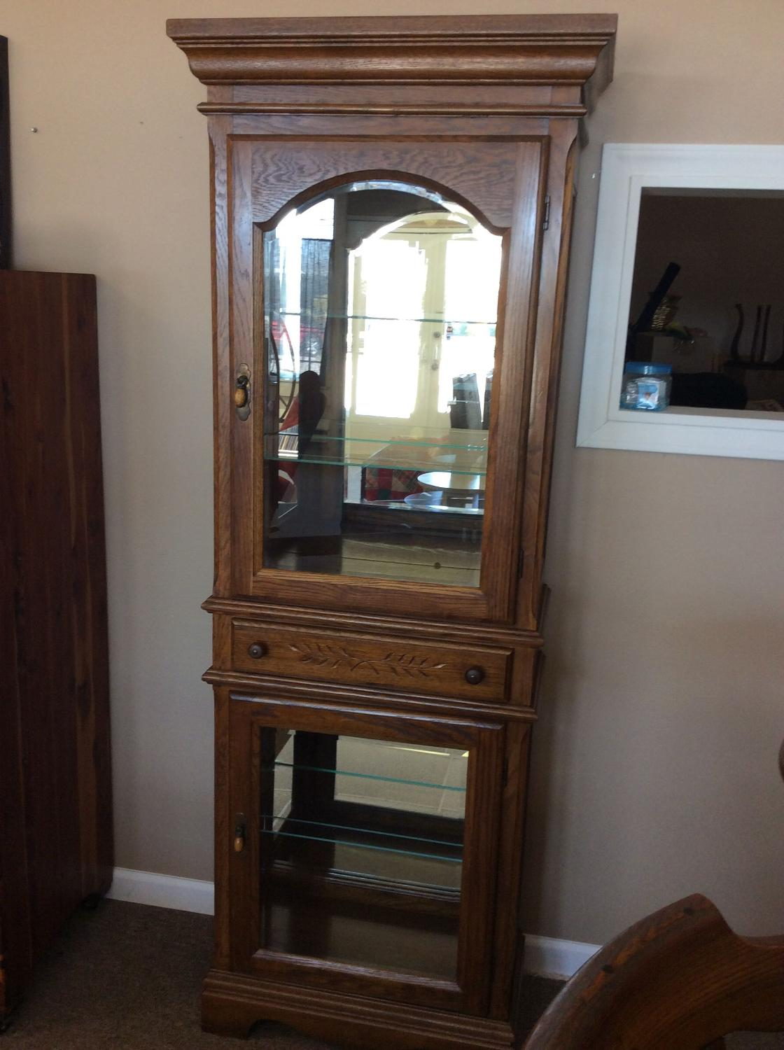 Best Curio Cabinet For Sale In Charlotte North Carolina For 2017