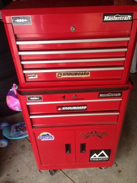 Find More Mastercraft Tool Box For Sale At Up To 90 Off