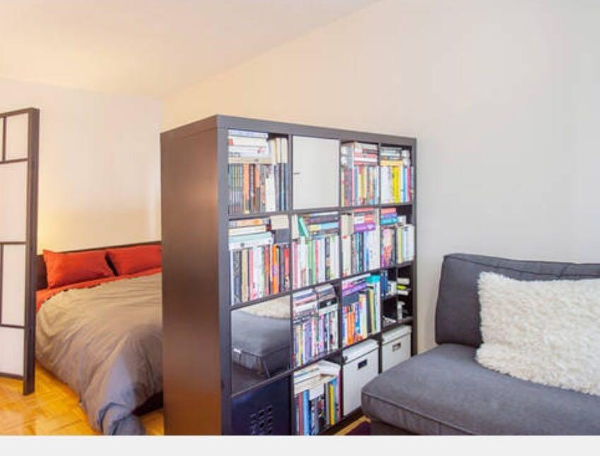 find more ikea black expedit bookshelf 4x4 for sale at up to 90 off yorkville on. Black Bedroom Furniture Sets. Home Design Ideas