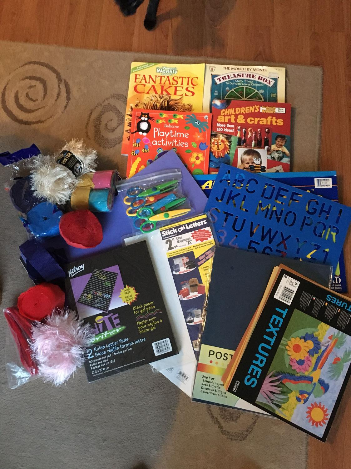 Best kids craft lot for sale in ladner british columbia for Craft stores columbia sc
