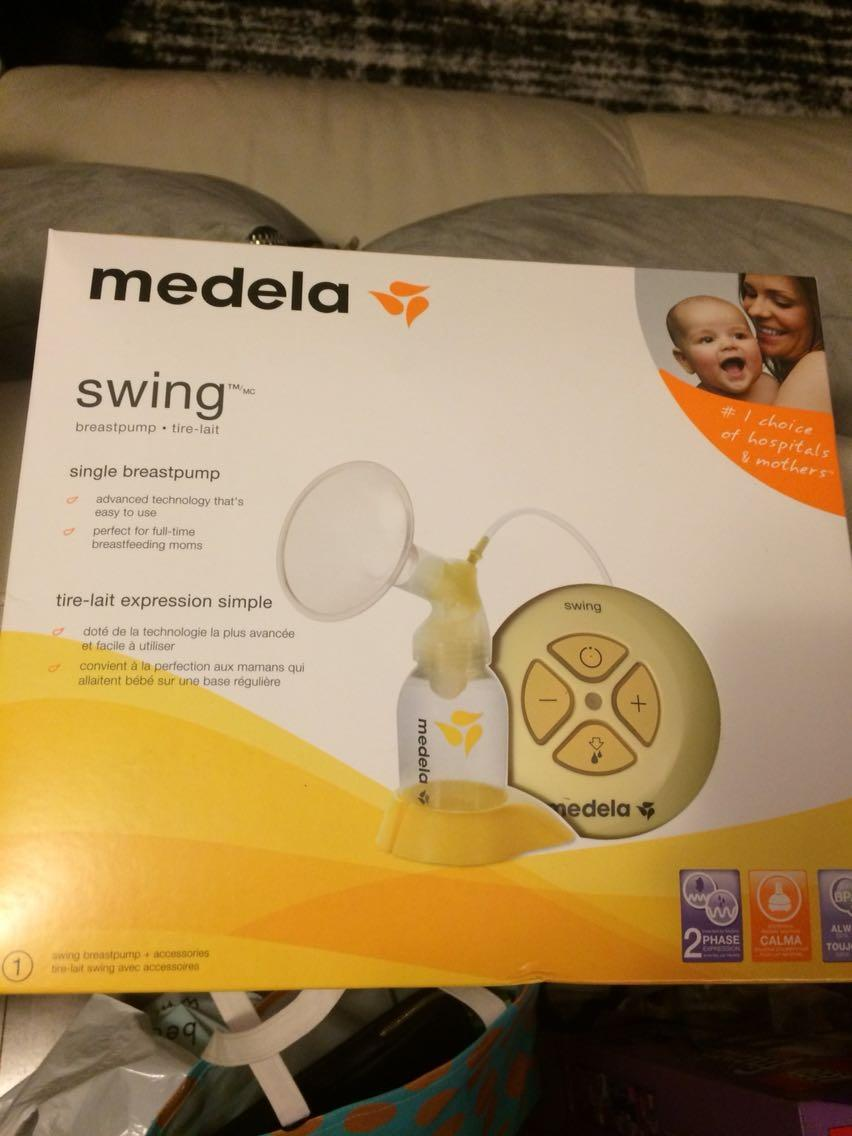 Medela swing breast pump sale 28 images breast pump for Furniture r us markham il