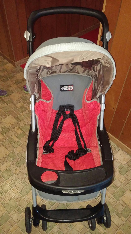 peg perego stroller instructions