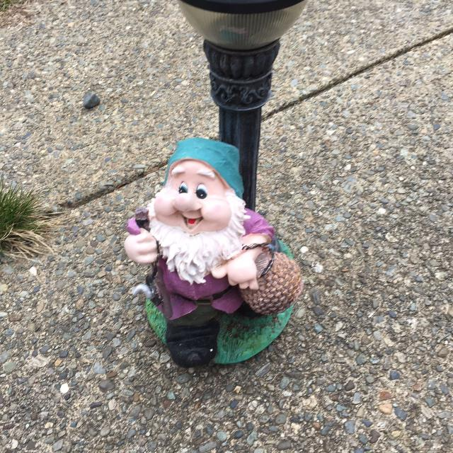 find more disney gnome one of the seven dwarfs solar light doesn t