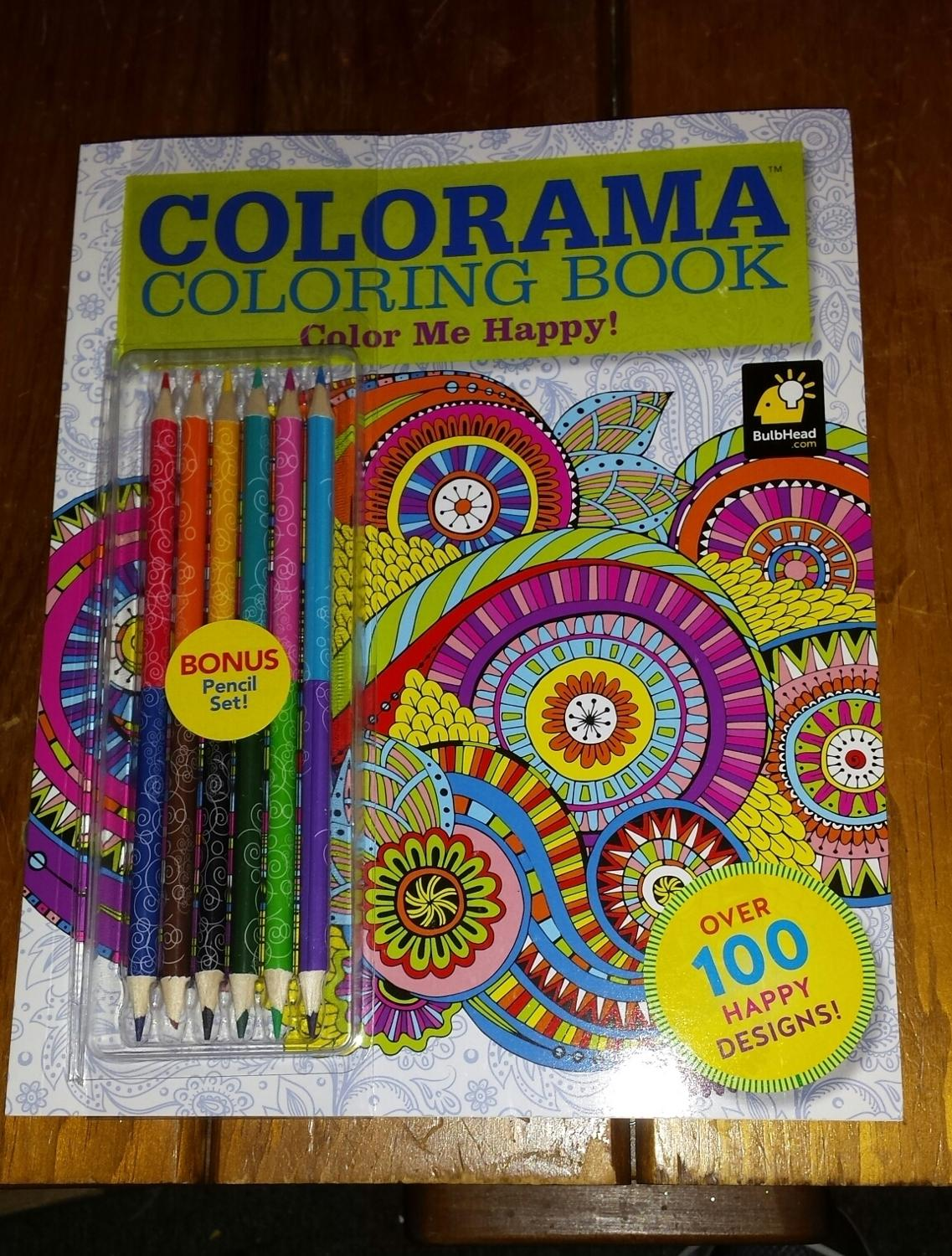 Find More Last One New Colorama Adult Coloring Book