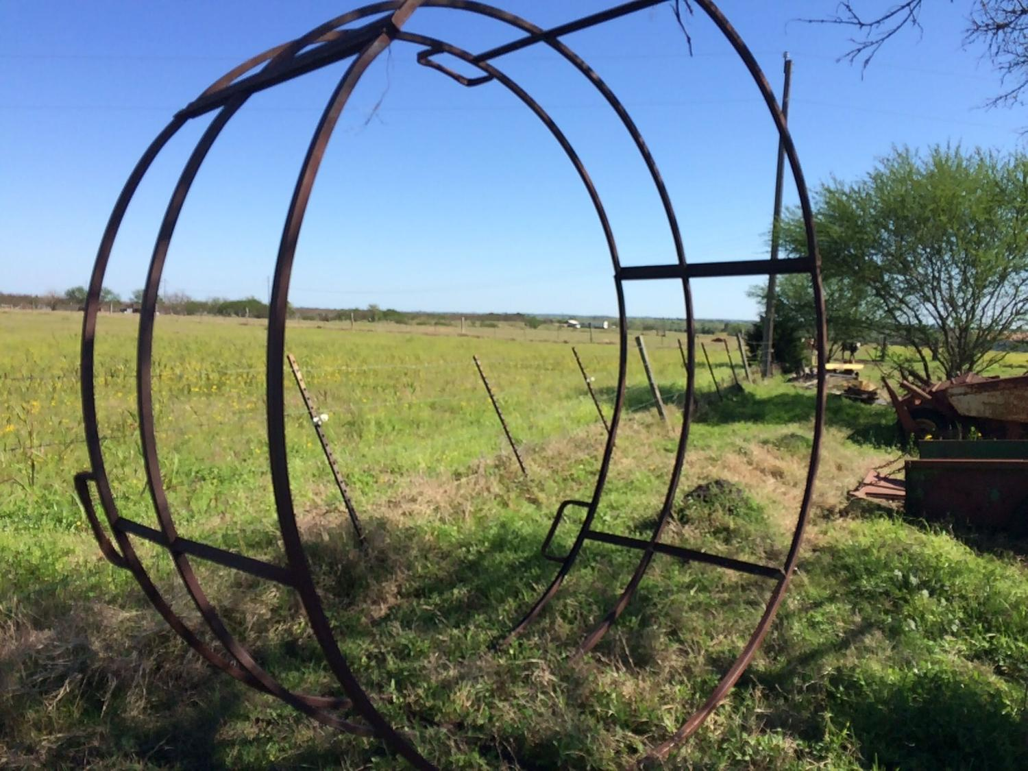 Find More Hay Ring Mpu For Sale At Up To 90 Off Brenham Tx