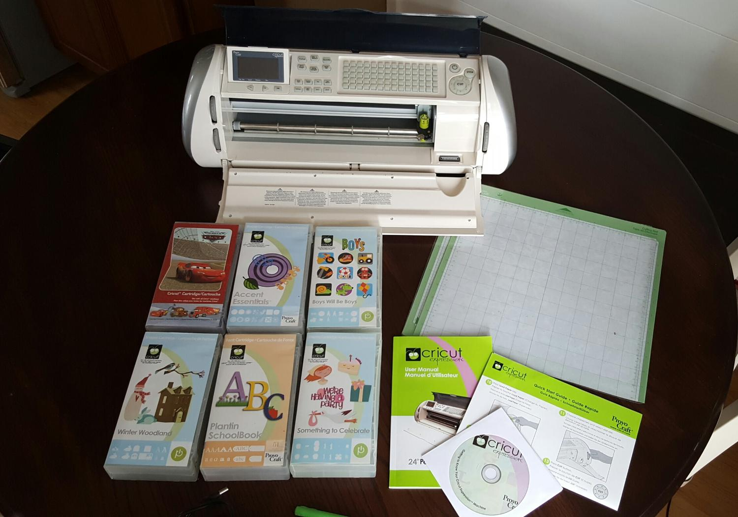 Find more cricut expression for sale at up to 90 off for Cricut crafts to sell