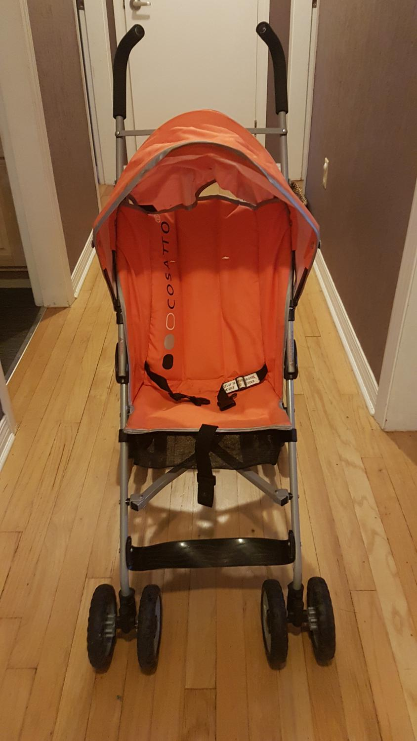 Used City Select Stroller For Sale