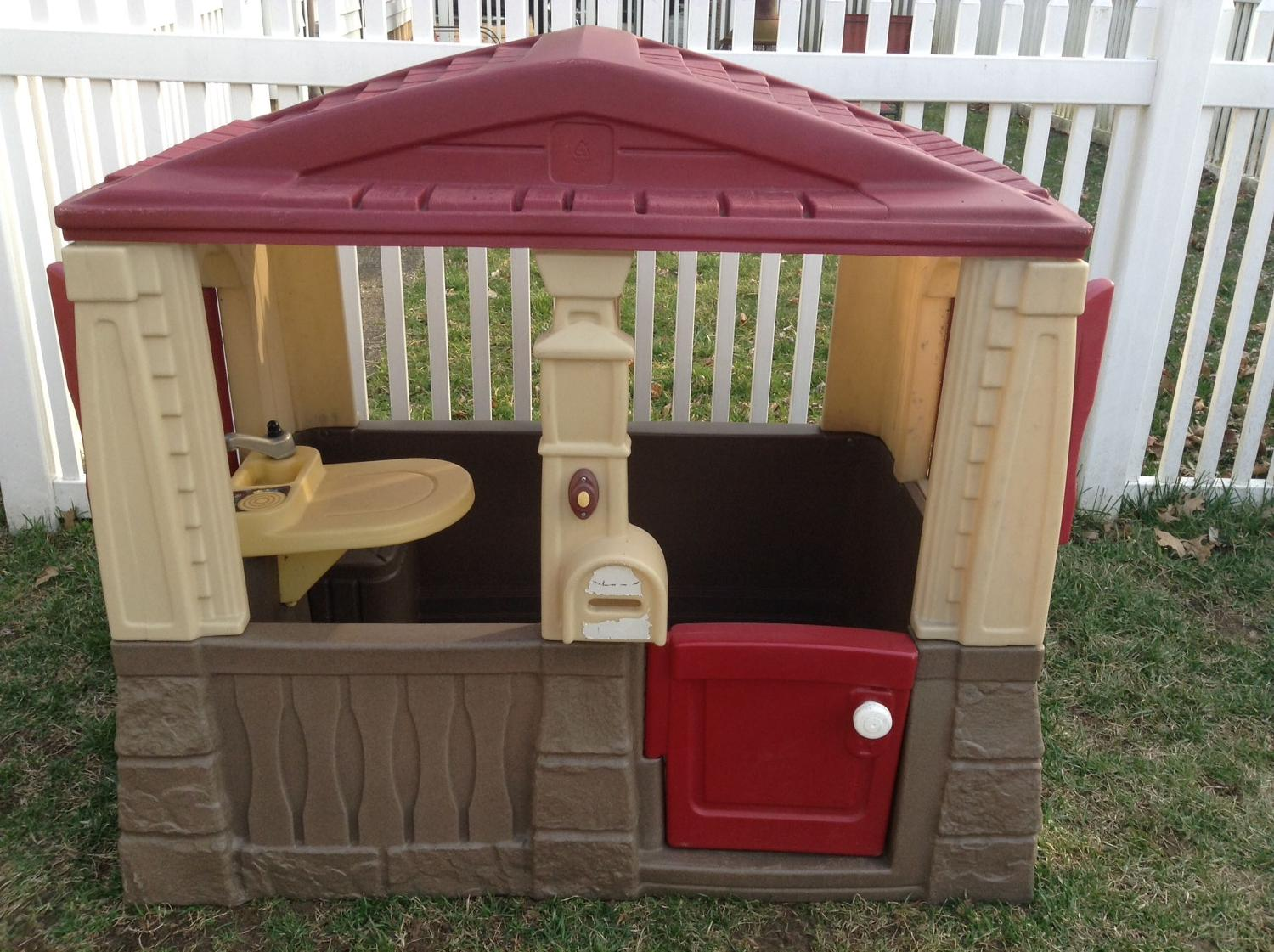 Find More Step 2 Playhouse For Sale At Up To 90 Off