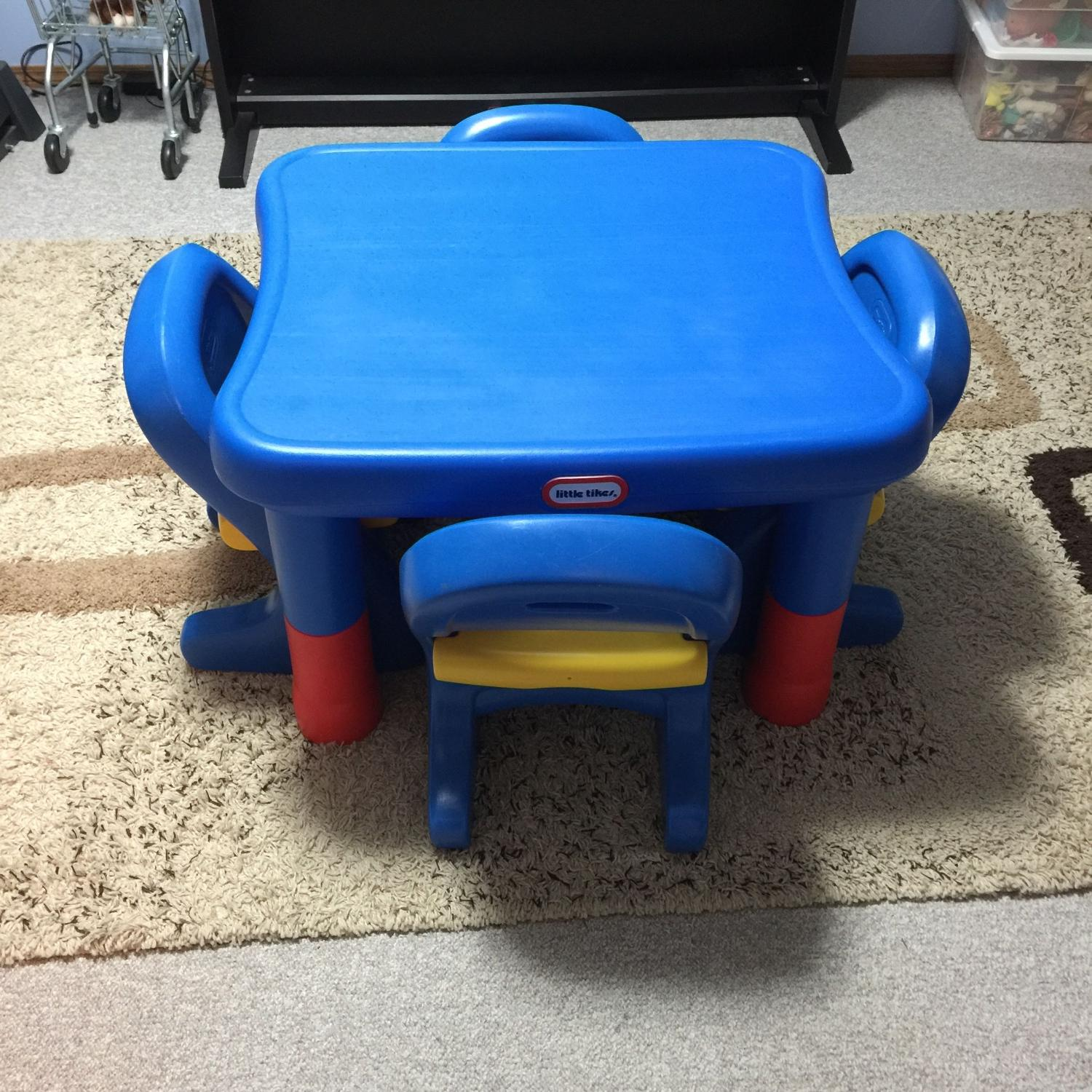 Best Little Tikes Table Four Chairs For Sale In Regina