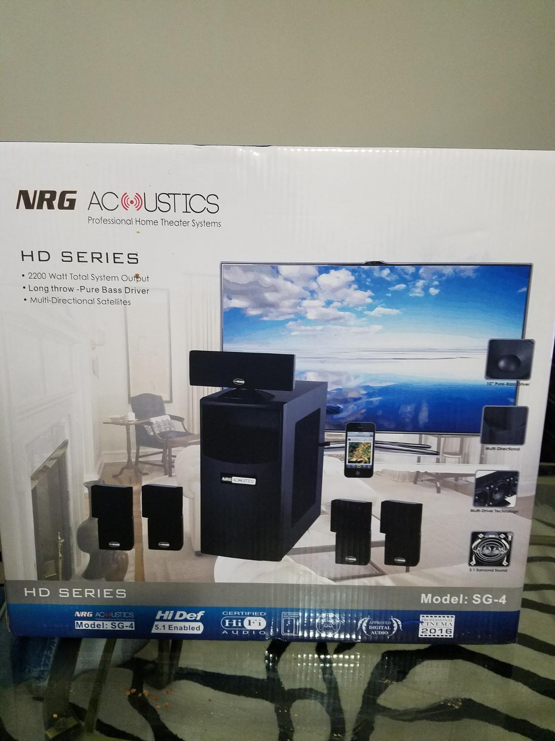 Find More Brand New Home Theater For Sale At Up To 90 Off Manassas Va