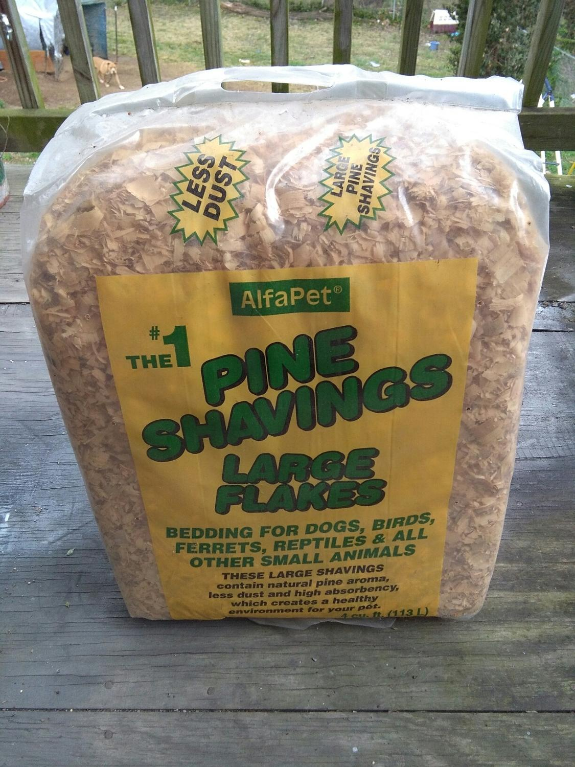 Bagged Pine Sawdust ~ Find more unopened bag of pine shavings can be used in