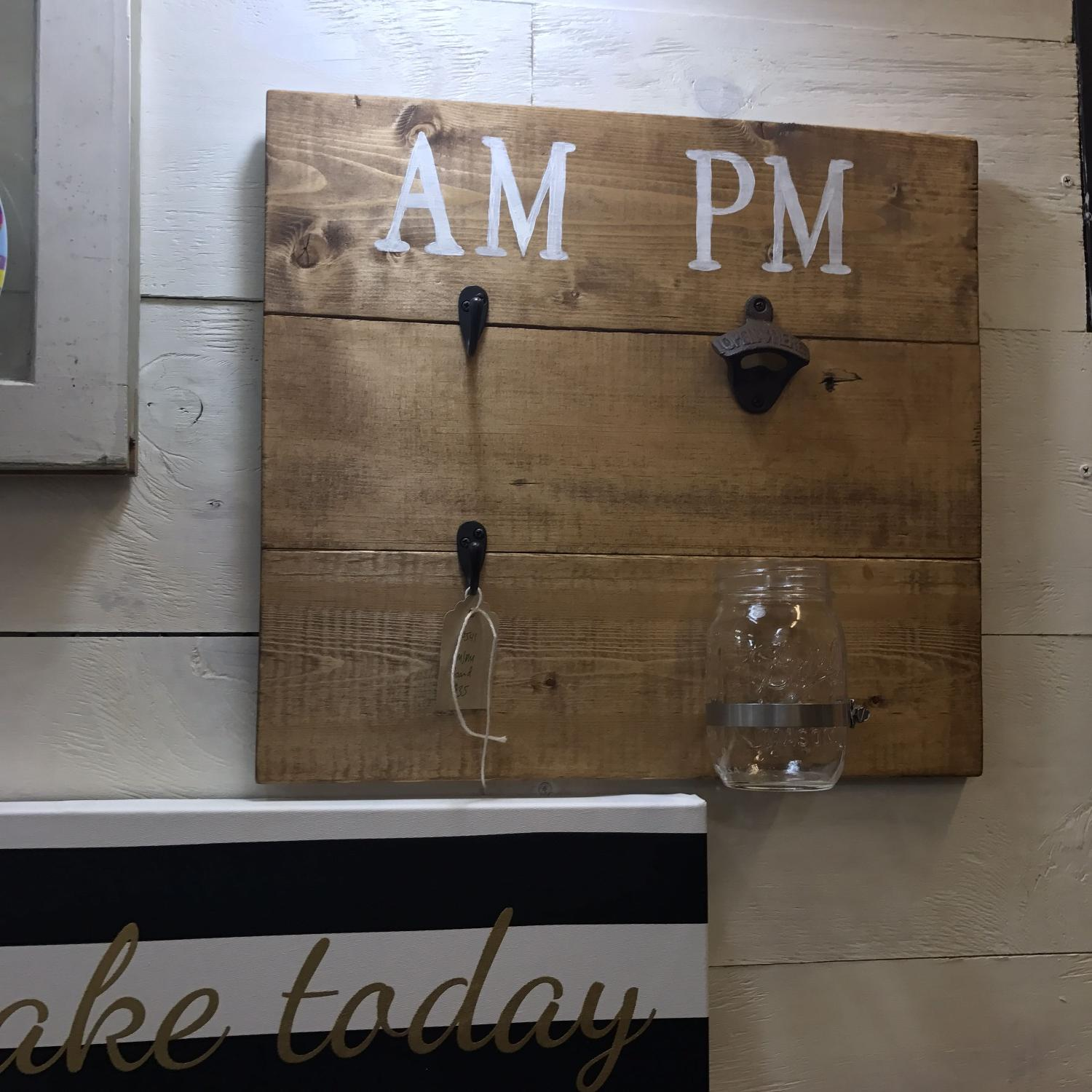 best am pm coffee beer wall decor for sale in pensacola