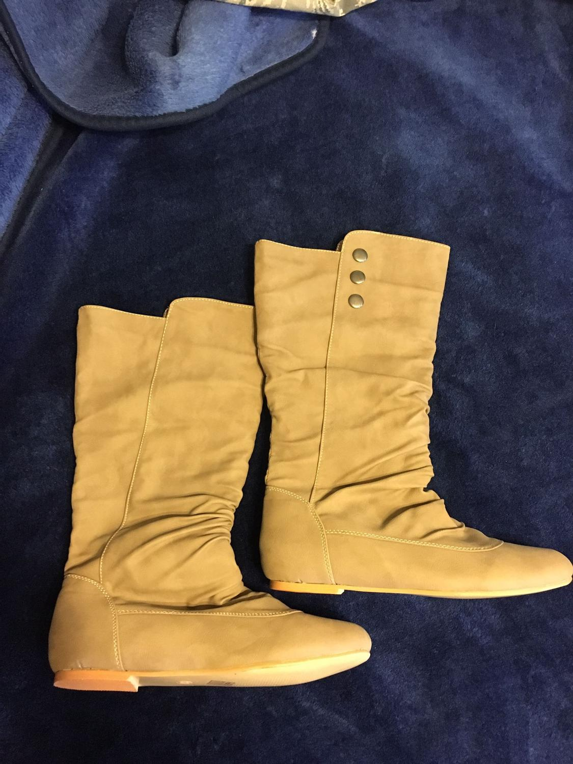 Best Tan Boots Size 6 For Sale In Minot North Dakota For 2017