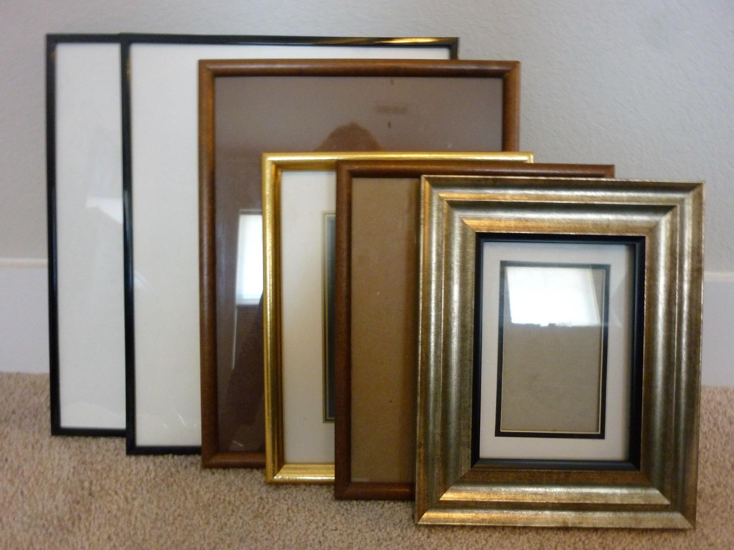 Find more miscellaneous wall frames 6 for sale at up to for Home decor 77429