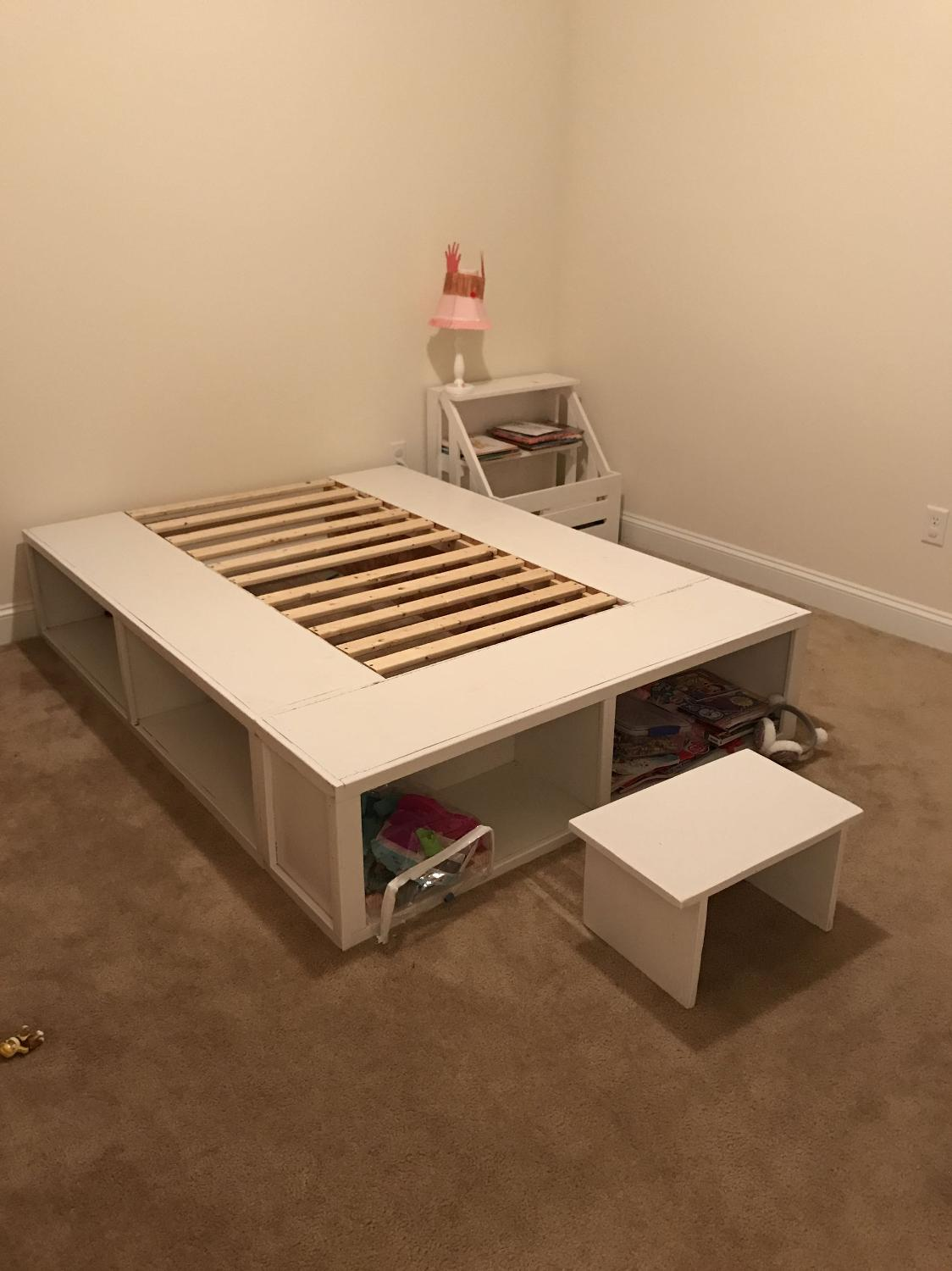 Find More Storage Bed And Nightstand For Sale At Up To 90 Off Greenville Sc