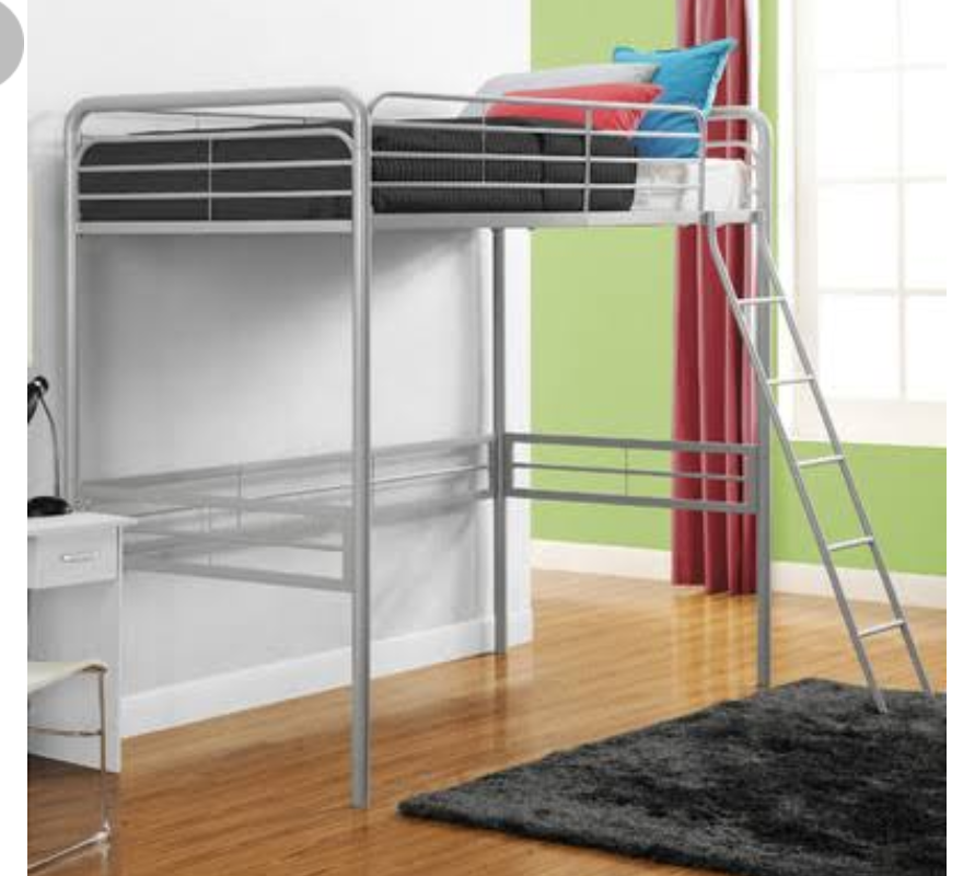 Best twin size loft bunkbed for sale in ellensburg for Furniture ellensburg