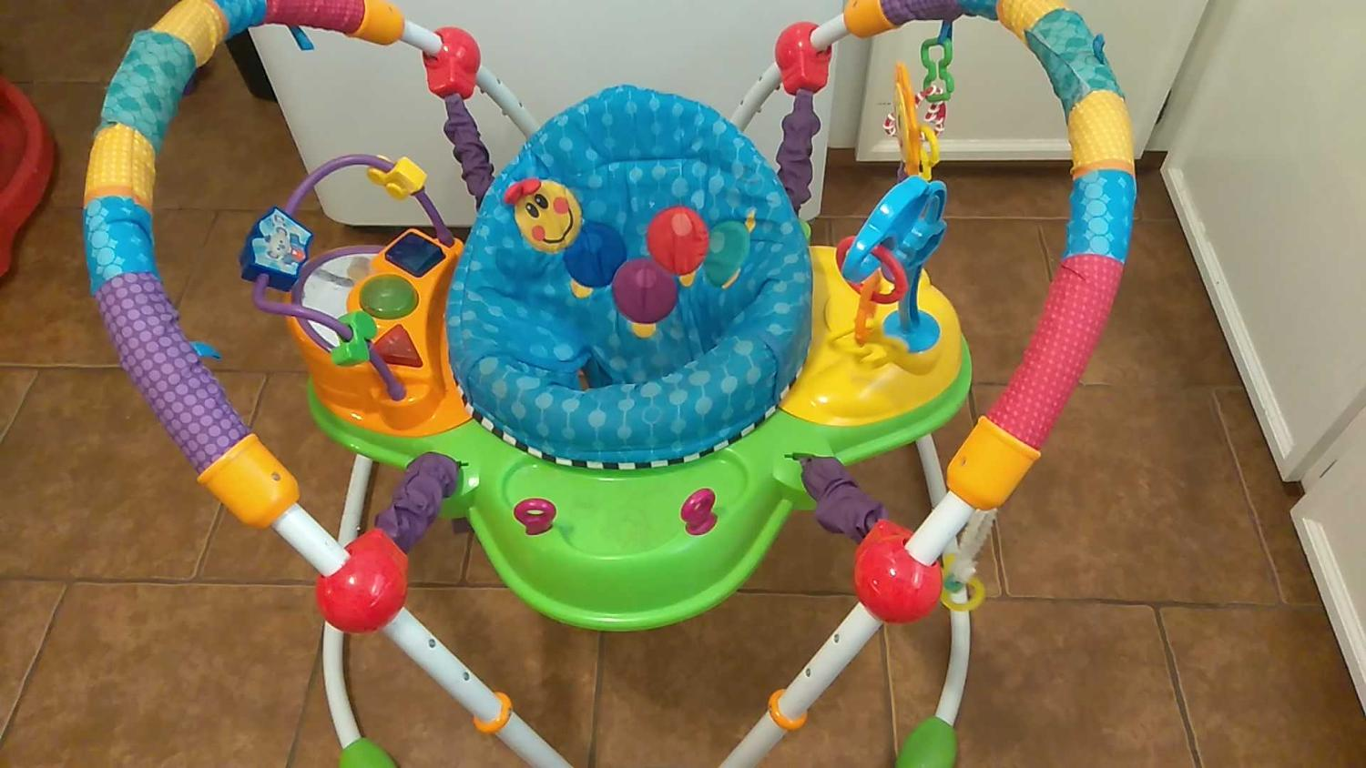 baby einstein jumper assembly instructions