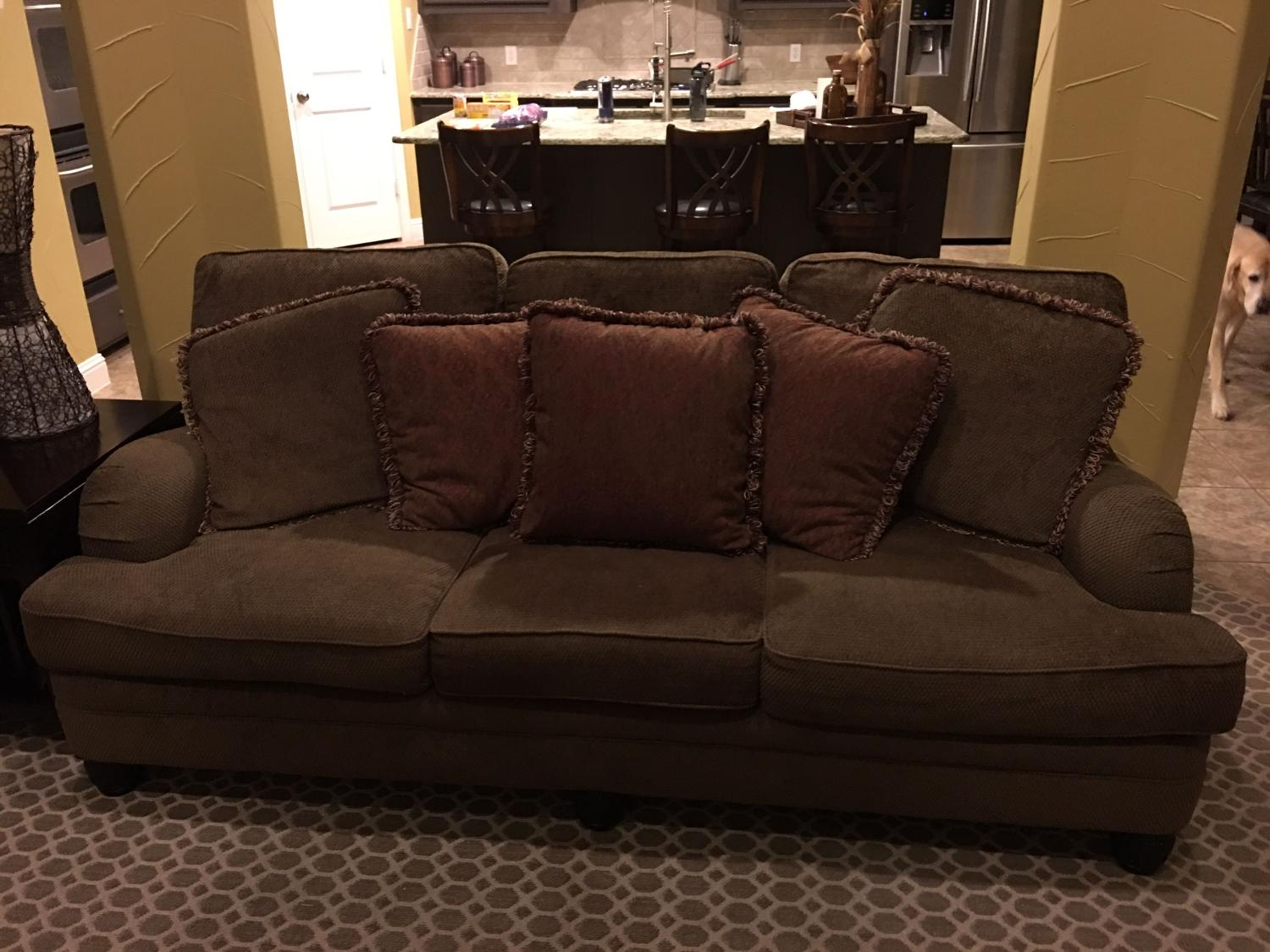 Find More Bernhardt Sofa From Haverty 39 S For Sale At Up To 90 Off Prosper Tx