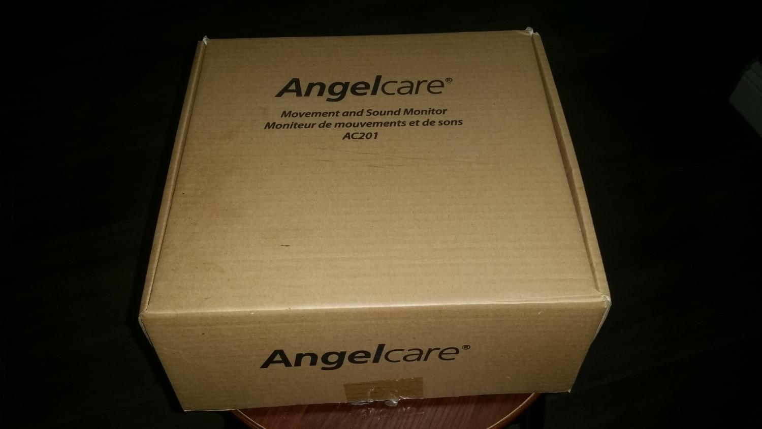 angelcare movement monitor instructions
